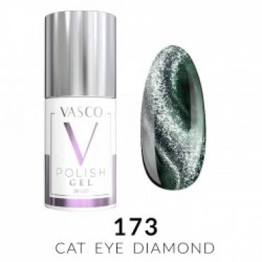 Lakier hybrydowy VASCO DIAMOND CAT EYE - 173