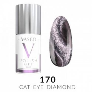 Lakier hybrydowy VASCO DIAMOND CAT EYE - 170