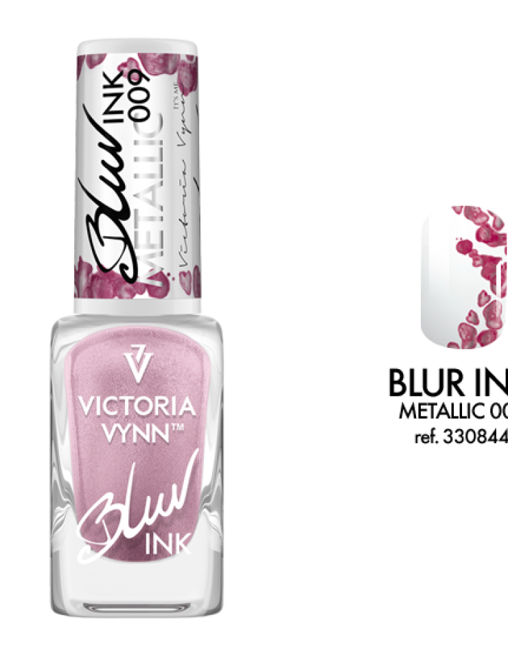ATRAMENT DO ZDOBIEŃ BLUR INK - METALLIC 10 ML (009) VICTORIA VYNN