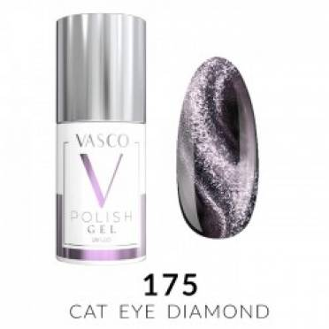 Lakier hybrydowy VASCO DIAMOND CAT EYE - 175