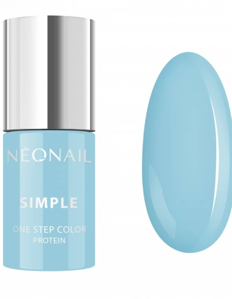 NeoNail 3w1 Lakier Hybrydowy SIMPLE 7,2 ml  - Honest