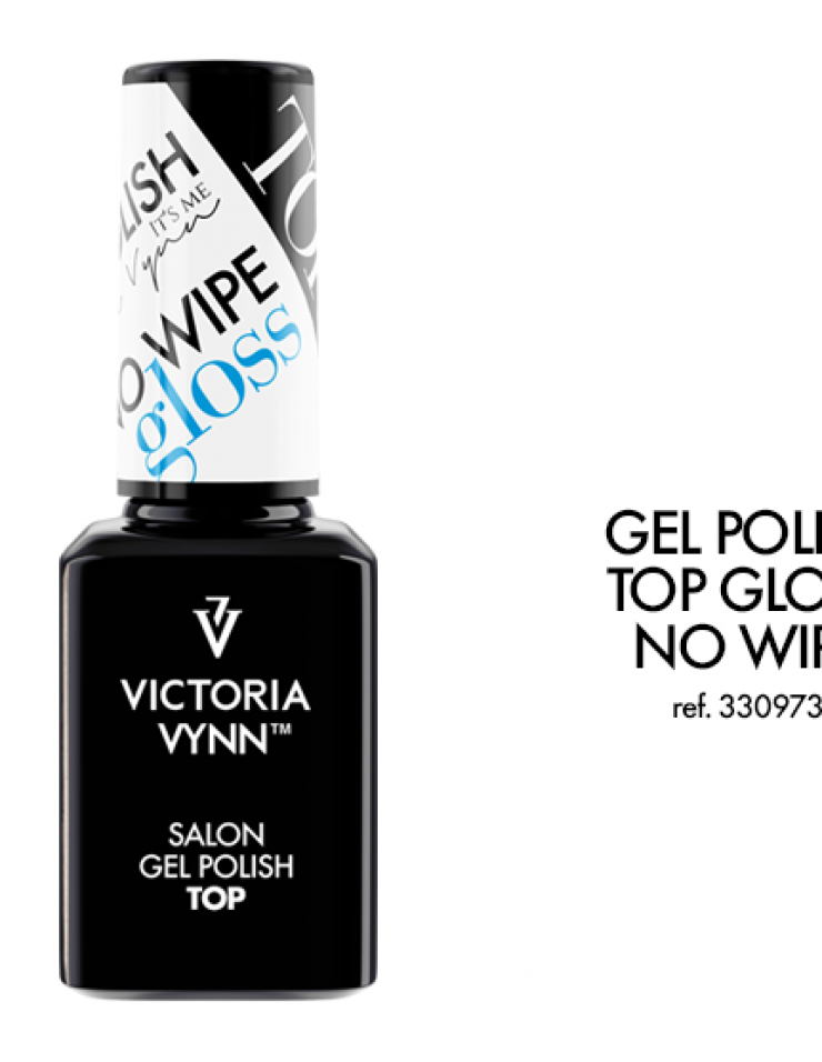 Victoria Vynn Top No Wipe Gloss 15ml