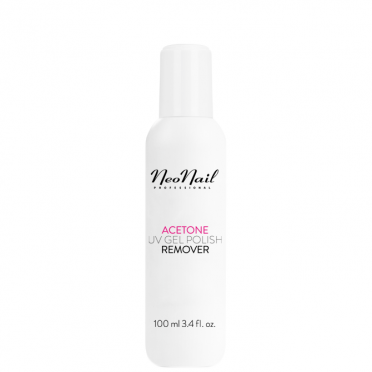 NeoNail Acetone UV Gel Polish Remover - Aceton 100 ml