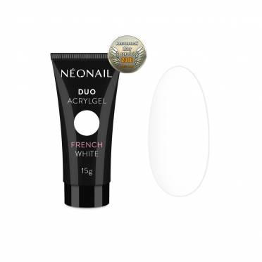 NeoNail DUO ACRYLGEL 15g -  French White